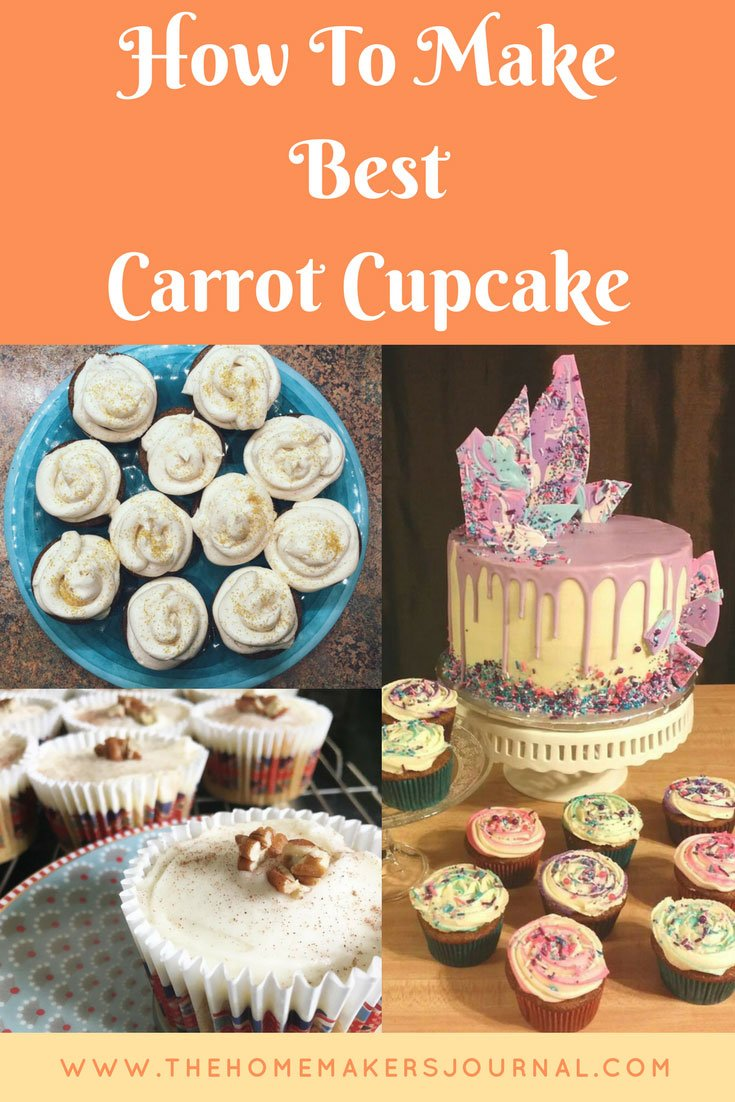 How-to-Make-Best-Carrot-Cupcake