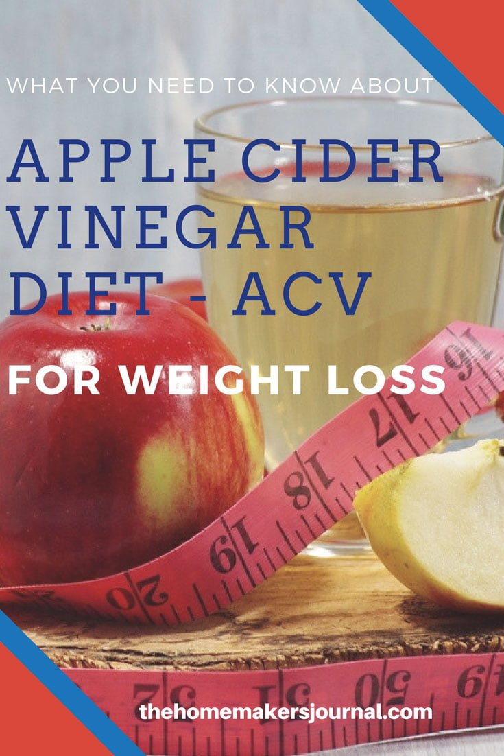 The Pros and Cons of Apple Cider Vinegar for Weight Loss