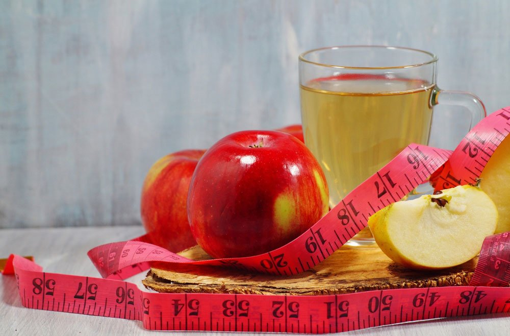 Apple-Cider-Vinegar-diet-as-weight-loss