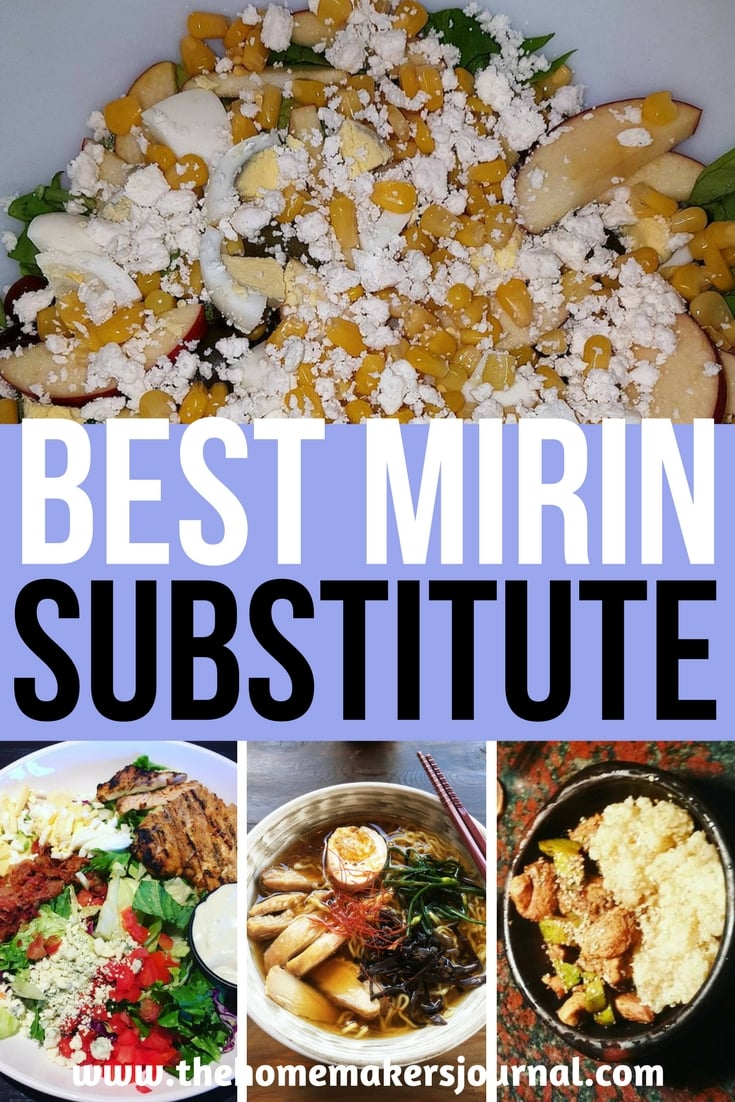 What is the Best Mirin Substitute