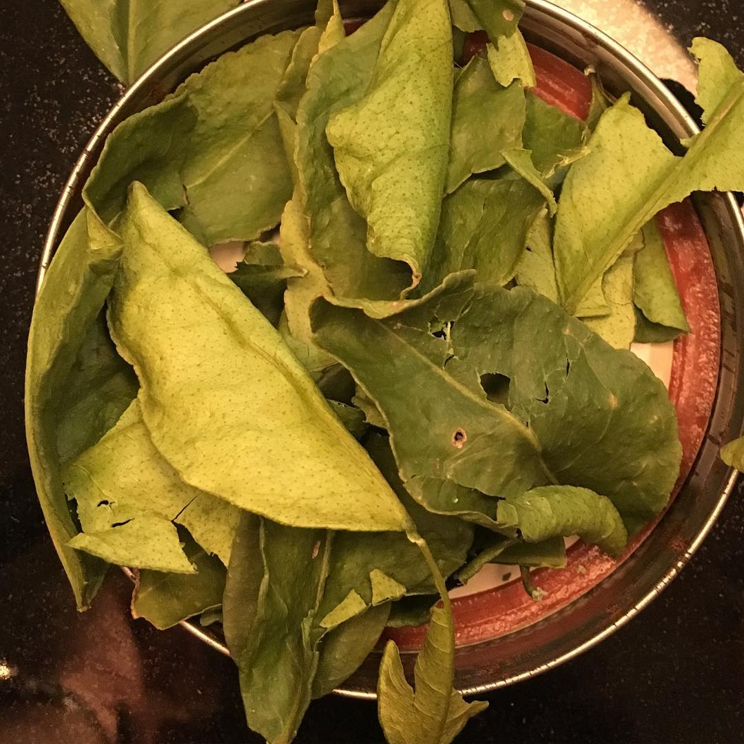 What Are Kaffir Lime Leaves