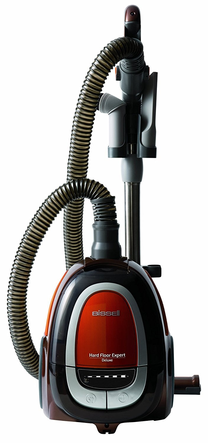 Bissell 1161 Hard Floor Expert Deluxe Canister Vacuum - Corded