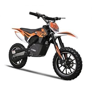 Electric Dirt Bike by MotoTec