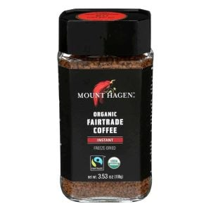 Mount Hagen Instant Coffee