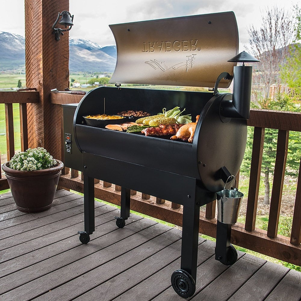 Best Traeger Grill Reviews 2020 Updated The Home