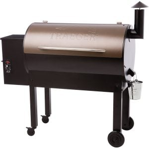 Traeger TFB65LZBC Wood Pellet Grill and Smoker