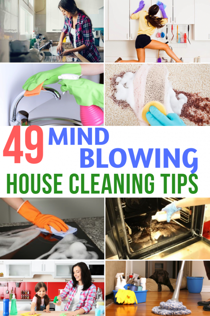 House Cleaning Tips for Perfectionists