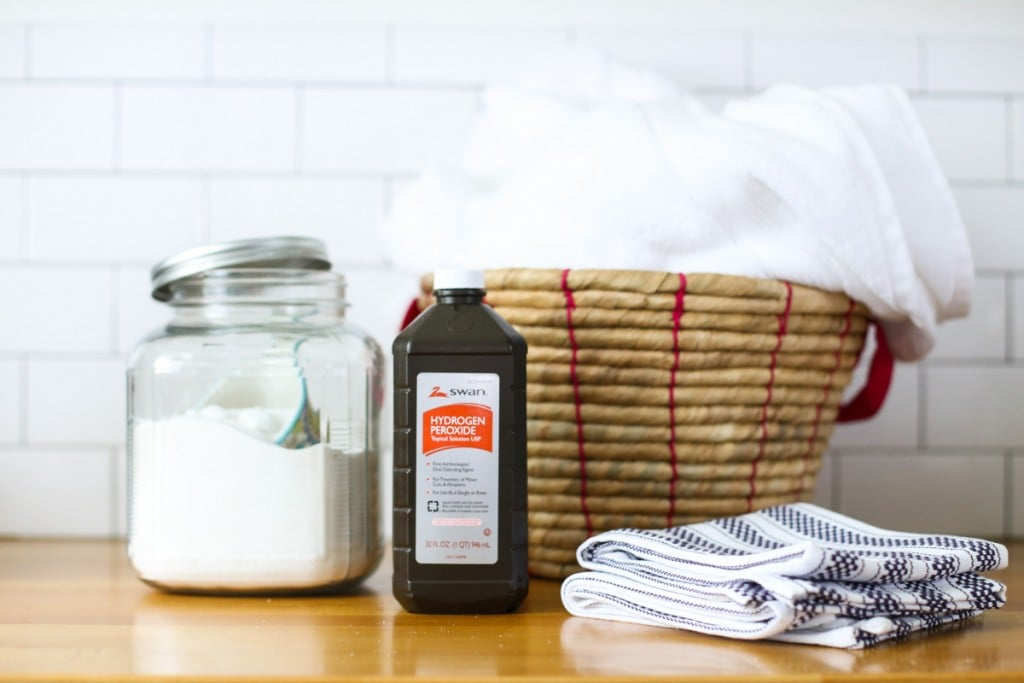 Hydrogen Peroxide Natural Cleaner