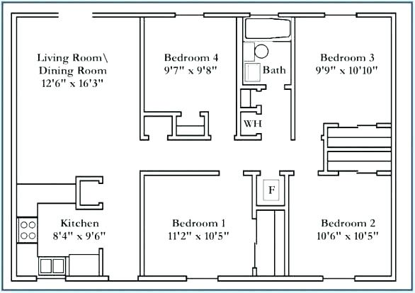 What is the Average Size of a Bedroom