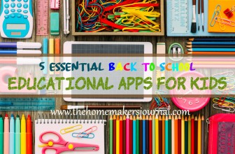 5 Essential Back To School Educational Apps For Kids