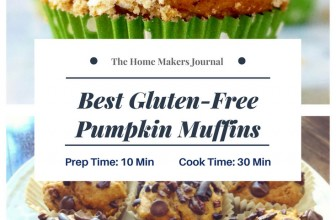 The Best Easy Gluten Free Pumpkin Muffins