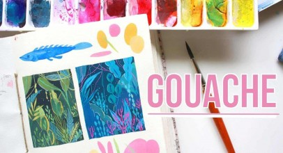 15 Best Gouache Paints (2020 Updated)