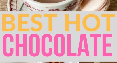 The Best Hot Chocolate Recipe Of All Time