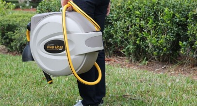 5 Best Hose Reel Reviews (2020 Updated)