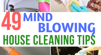 49+ Mind Blowing House Cleaning Tips For Perfectionists