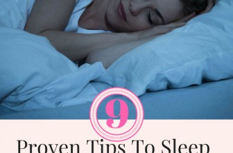 9 Proven Tips To Sleep Better At Night Naturally