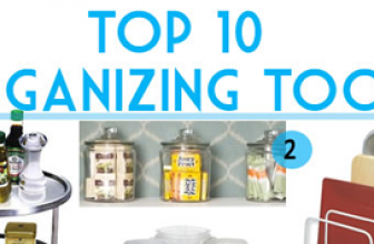 Top Kitchen Organizing Tools & Tips